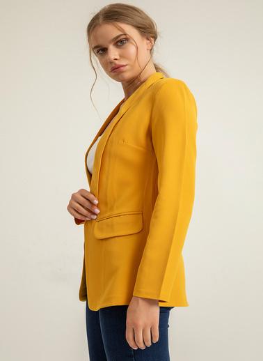 Foremia Ceket Sarı